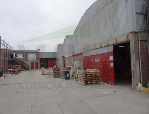 1,000m2 LOCAL INDUSTRIAL SAN JUAN DE MIRAFLORES