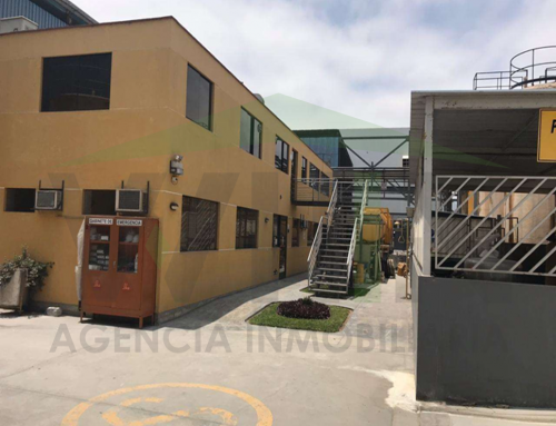 11,882M2 LOCAL INDUSTRIAL I2 LURÍN
